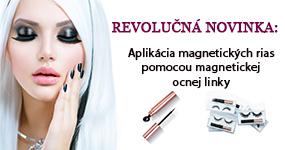 Magnetický set: MAGNETIC EYELINER