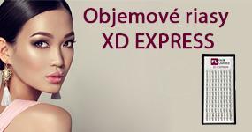 NOVINKA: XD EXPRESS objemové mihalnice