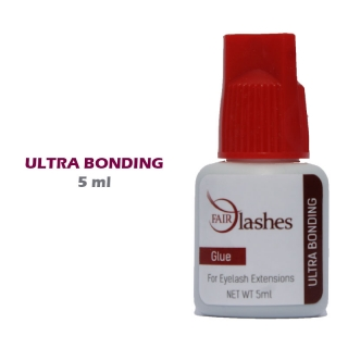 Rýchloschnúci lepidlo na mihalnice ULTRA BONDING GLUE - 5 ml